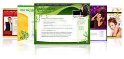 New Dreamweaver Templates